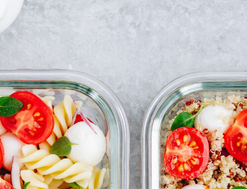 Perlas de mozzarella, el ingrediente clave de tu ensalada de pasta